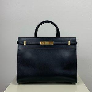 Saint Laurent Manhattan Small Smooth Leather